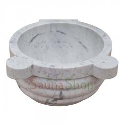 Курна для хамама TSL-1 White Marble
