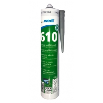 Клей-герметик для панелей Wedi-610