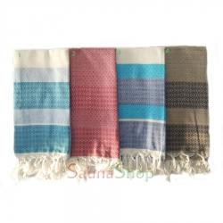 Турецкое полотенце пештемаль для бани, хамама