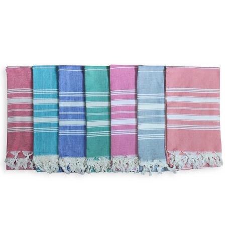 Турецкое полотенце пештемаль Босфор