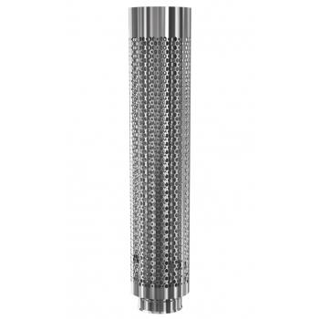 Сетка на трубу Теплодар D115/200 H1000 нержавейка 0.8мм