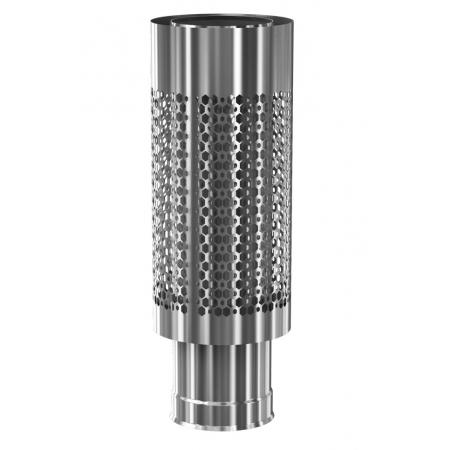 Сетка на трубу Теплодар D115/200 H580 нержавейка 0.8мм