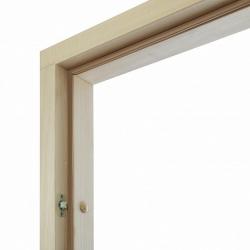 Двери для сауны Greus Premium Бронза Мат