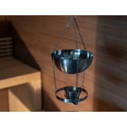 Переливная арома чаша для бани и сауны