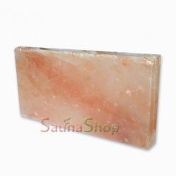 Гималайская соль плитка 200*100*25мм. в термо упаковке