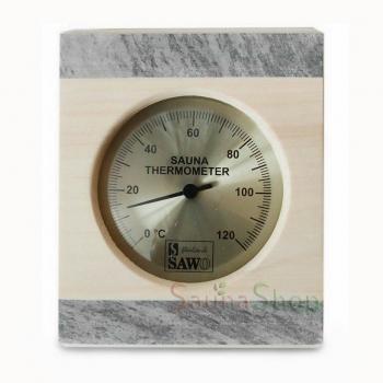 Термометр для бани из осины Sawo 280-TRA