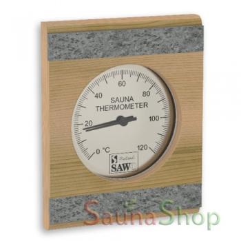 Термометр для сауны из термо-осины Sawo 280-TRAX