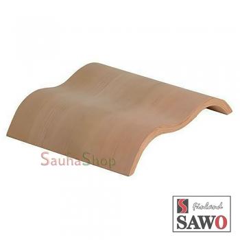 Подголовник для бани Sawo 515-D