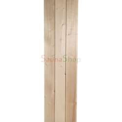Вагонка липа для бани 95*15мм. 1/с (2,0-3,0м.)