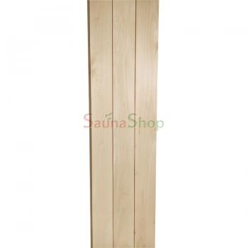 Вагонка-панель для бани, липа 95*15мм. в/с (0,8-1,9м.)