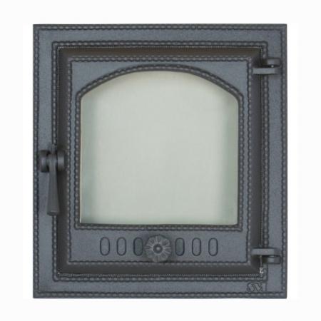 Дверца для печи чугунная SVT 410