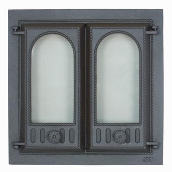 Дверцы чугунные 401 SVT