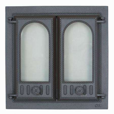 Дверца чугунная 401 SVT