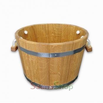 Запарник для бани, 35л дуб