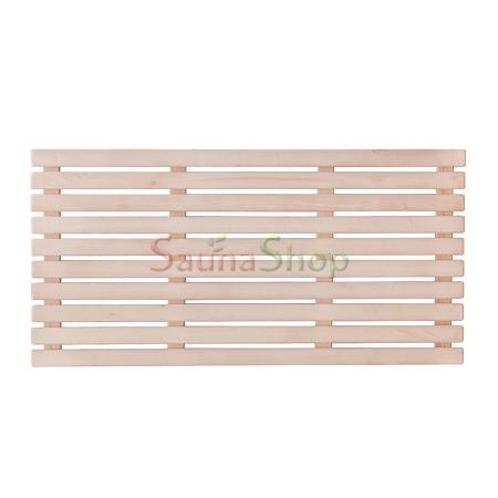 Деревянный трап для бани 500*1000*28мм из Ольхи