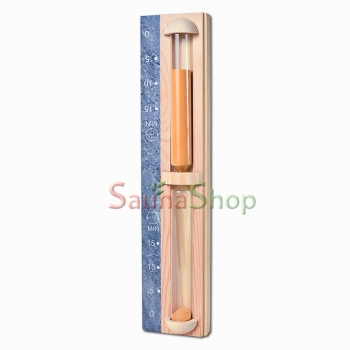 Песочные часы Sawo 550-RP для бани, сауны