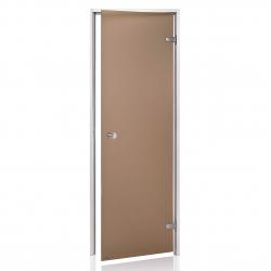 Дверь для парной Andres 700*2000 Бронза Мат