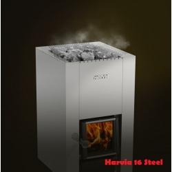 Печь для сауны Harvia 16 Steel