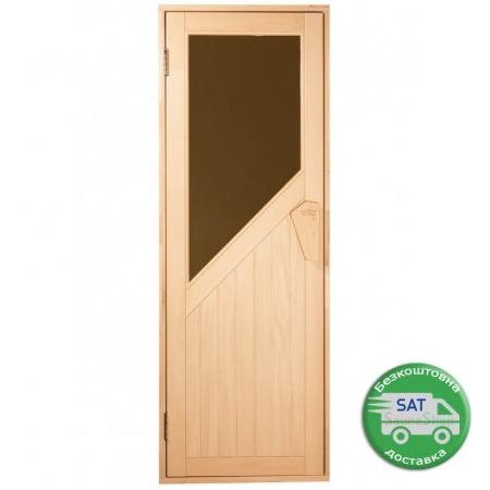 "Двери для парной Tesli ""Авангард"" 700*1900мм."