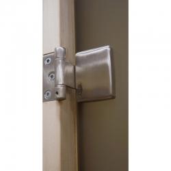 """Стеклянные двери для сауны Tesli """"Briz RS"""" 700*1900мм."""