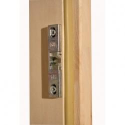 Двери для бани с рисунком Tesli Comfort, выбор размера