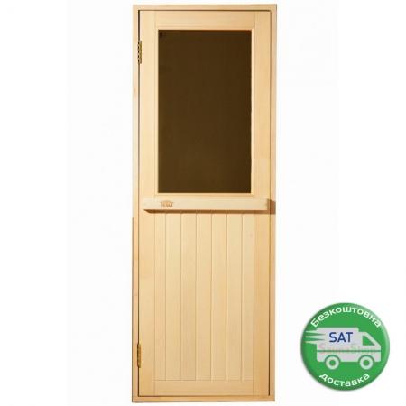 """Двери для сауны Tesli """"Макс"""" 700*1900мм."""