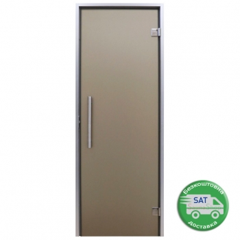 """Двери для хамама Tesli """"Анталия"""" выбор размера"""