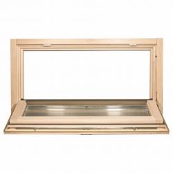 Окно для сауны Tesli 500х1000мм.