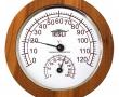 Большой термогигрометр для бани Tesli Lux-245