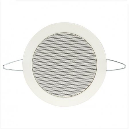 Встраиваемая колонка для сауны, хамама Visaton DL10, цвет белый
