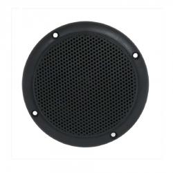 Звуковой динамик для хамама Visaton FR 10 WP, черный цвет