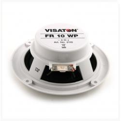 Влагостойкая колонка для хамама Visaton FR 10 WP, белый цвет