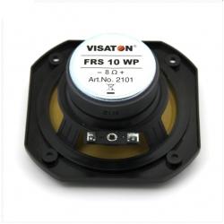 Термостойкий динамик для сауны, бани Visaton FRS 10 WP, черный цвет