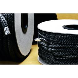 Термостойкий шнур 6мм, 1м/п +500°С