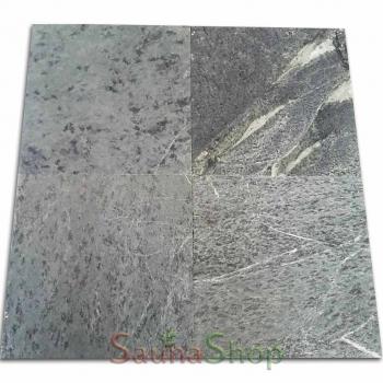 Плитка из талькохлорита 300/300/11мм Bininha