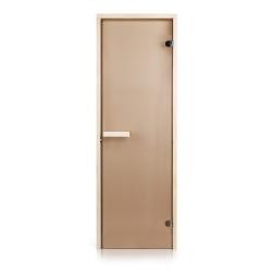 Двери для саун Greus бронза прозрачная (выбор размера ниже)