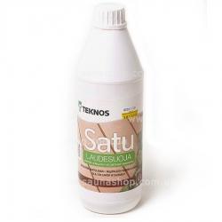 Защитное масло для полок Teknos Sauna Laudesuoja,1.0л Финляндия