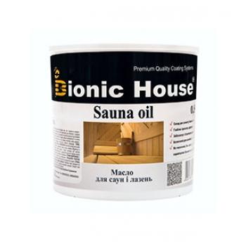 Пропитка для бани и сауны Bionic House 2,5л., Украина