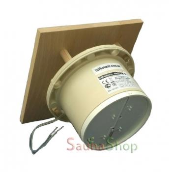 Термостойкий вентилятор для сауны, бани MMotors MM 100-S c обратным клапаном