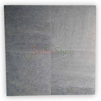 Плитка из талькохлорита 300/300/10мм, 1шт