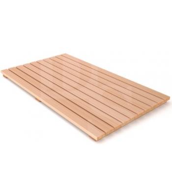 Трапы деревянные на пол сауны или бани