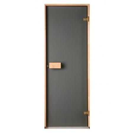 Двери для саун Saunax бронза матовая выбор размера