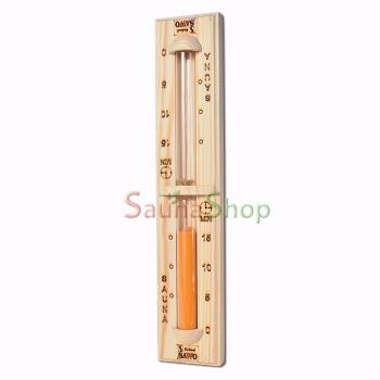 Песочные часы Sawo 551-P, сосна