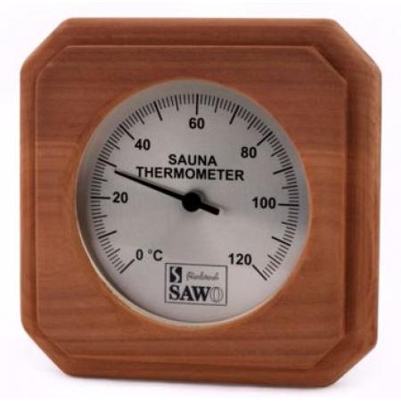 Термометр для бани из кедра Sawo 220-TD
