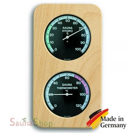 Термогигрометр для бани TFA, абаш