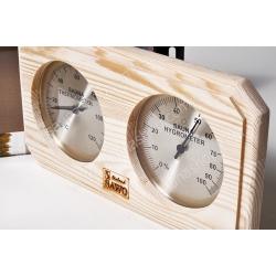 Термогигрометр для бани Sawo 221-THP