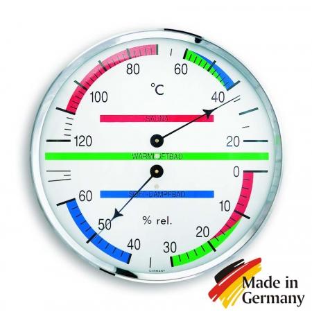 Термогигрометр для сауны TFA-136