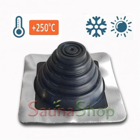 Мастерфлеш для кабеля, антенны Valte MF 75 силикон 0-75мм., купить в Киеве по низкой цене