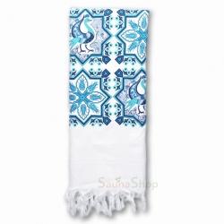 Пештемаль для бани или хамама Элит