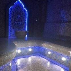 Светильник для хамама, турецкой бани, римской парной, IP65 3Вт  Купить в Киеве, низкая цена